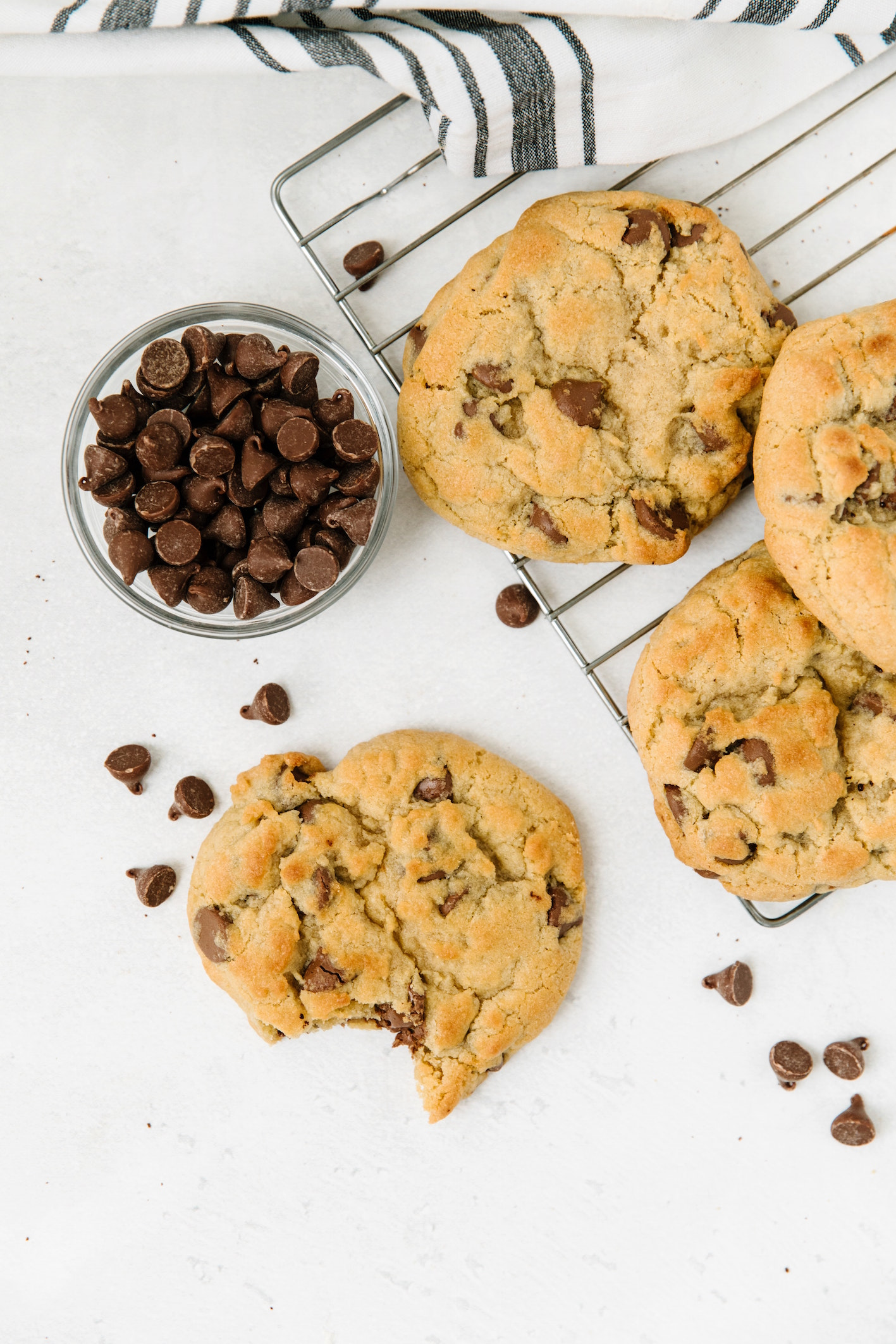 The best way for the cookie to crumble The perfect recipe for uncertain times